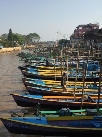 circuit-séjour-voyage-birmanie-lac inle-balade en pirogue