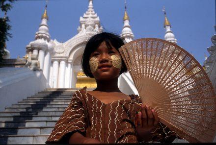 Voyage Birmanie - Circuit - Séjour - Cosmétique Thanaka