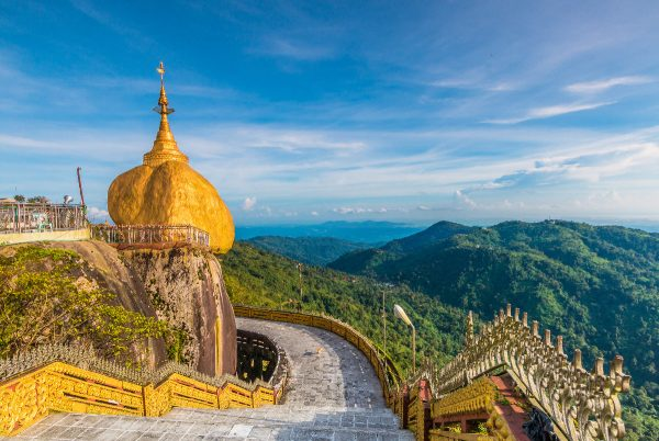 voyage-circuit-Rocher d'Or - Sejour en Birmanie